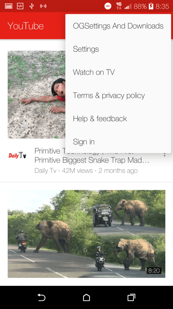 OGYouTube APK Latest Version Free Download 2019 – APKLords com