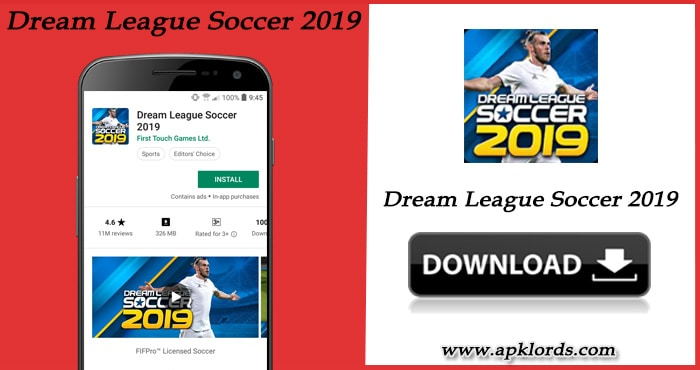 Kick out with Dream League Soccer 2019!