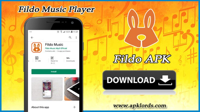 Fildo apk – The Best Application for Audio Streaming! – Mod