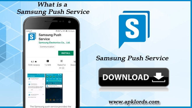 Samsung Push service app-All bizarre truths you need to know!