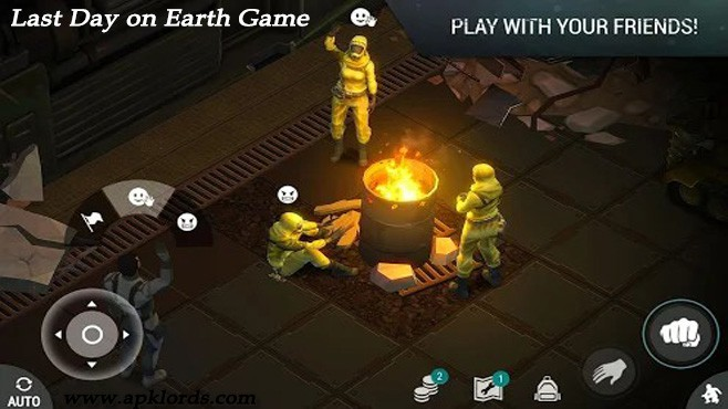 Last Day on Earth Survival Game