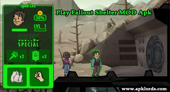 Play fallout shelter mod