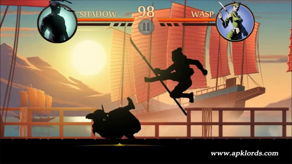 Shadow Fight 2 pc