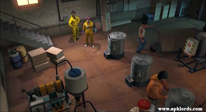 Breaking Bad Game Download