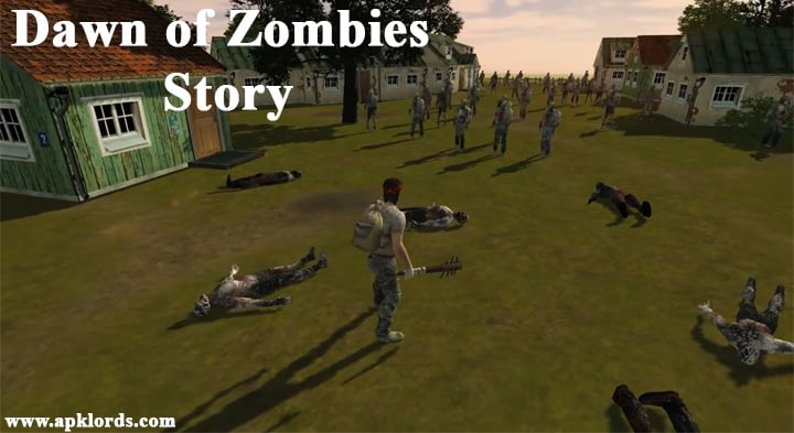Dawn of Zombies Story