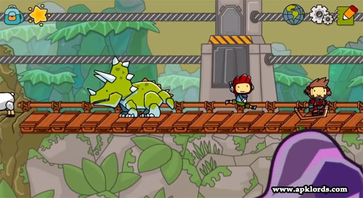 Play Scribblenauts Unlimited