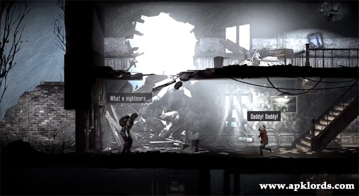 This War of Mine with Daddy