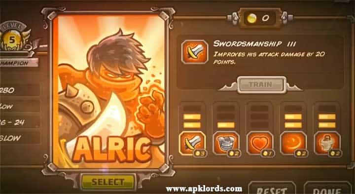 Kingdom Rush Frontiers Features