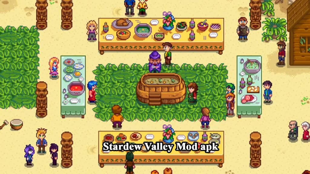 Stardew Valley Mobile Game