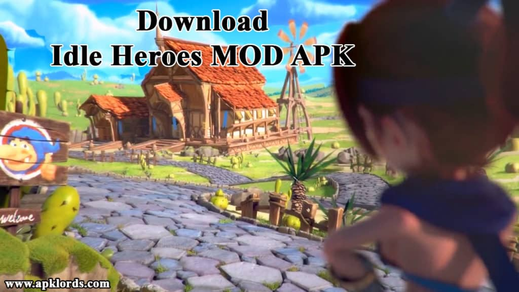 Download Idle Heroes