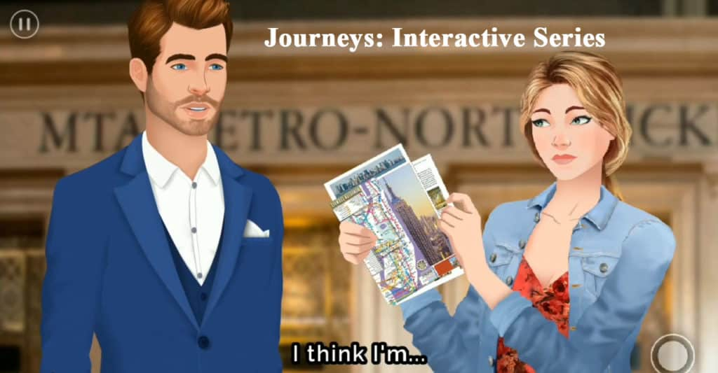 Journeys: Interactive Series APK