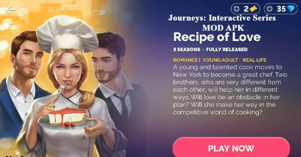 Journeys: Interactive Series MOD APK