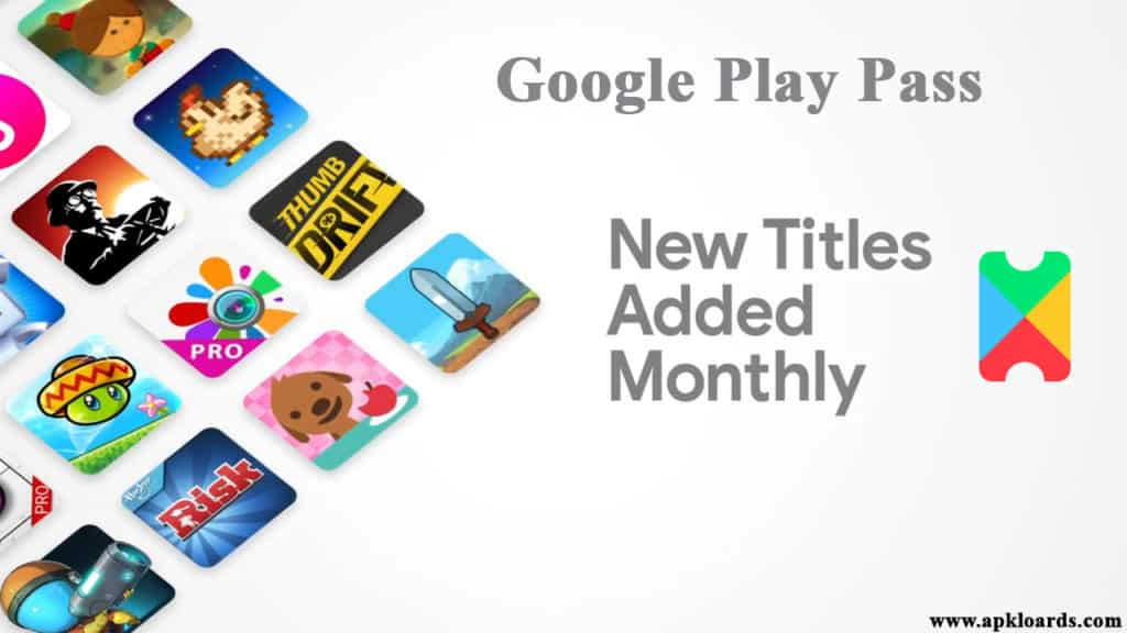google play pass apps