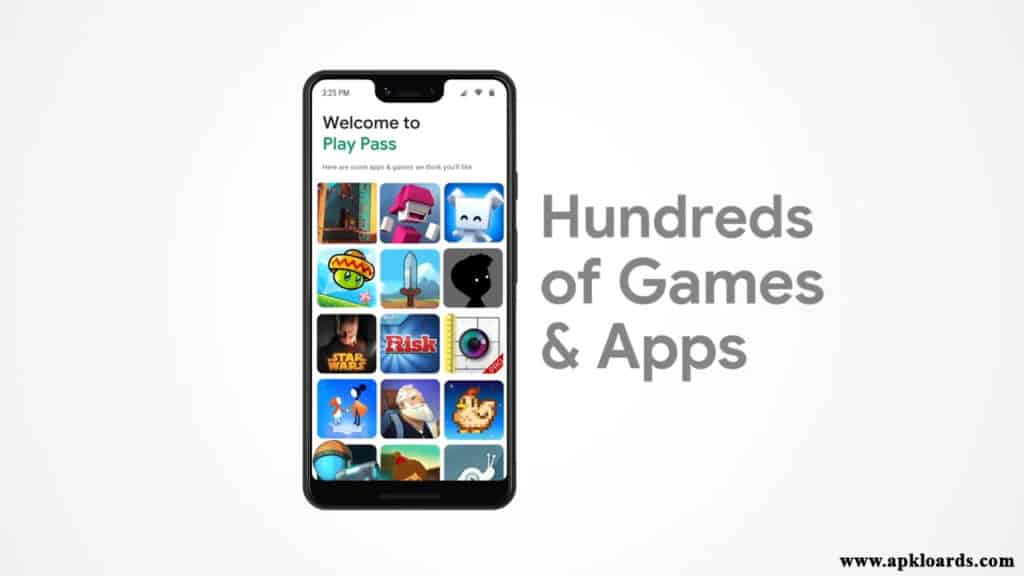 google play pass games