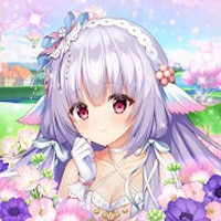 Flower Knight Girl MOD APK Logo