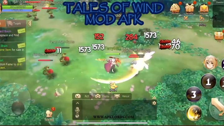 tales of wind classes